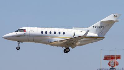 A picture of YRNAY - Hawker 900XP - [HA0182] - © Carlos Miguel Seabra