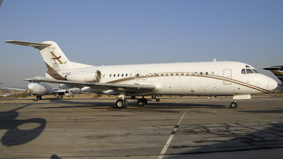 TJ-ALD - Fokker F28-4000 Fellowship - Air Leasing Cameroon