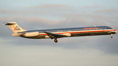 N439AA - McDonnell Douglas MD-83 - American Airlines