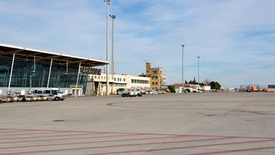 LEZG - Airport - Ramp