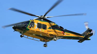 MM81970 - Agusta-Westland AW-169 - Italy - Guardia di Finanza