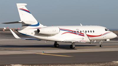 G-PULA - Dassault Falcon 2000LXS - Centreline Air Charter