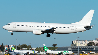 LY-MGC - Boeing 737-4Y0 - Grand Cru Airlines
