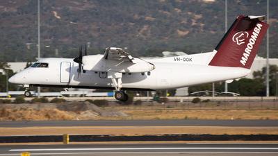 A picture of VHQQK - De Havilland Canada Dash 8100 - [326] - © Joel Baverstock