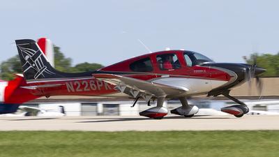 N226PK - Cirrus SR22-GS Turbo - Cirrus Design Corporation