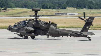 17-03143 - Boeing AH-64E Apache Guardian - United States - US Army