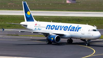TS-INH - Airbus A320-214 - Nouvelair