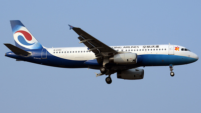 B-2343 - Airbus A320-232 - Chongqing Airlines