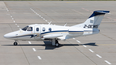2-DEWS - Eclipse Aviation Eclipse 500 - Private