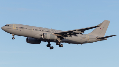 ZZ333 - Airbus A330-243 (MRTT) Voyager KC.2 - United Kingdom - Royal Air Force (RAF)
