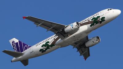 B-LCB - Airbus A320-232 - Hong Kong Express