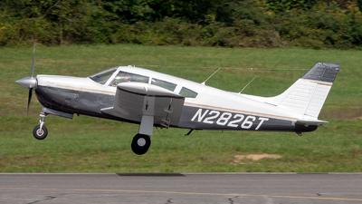 N2826T - Piper PA-28R-200 Arrow II - Private