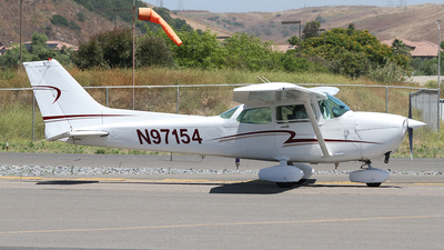 N97154 - Cessna 172P Skyhawk II - Private