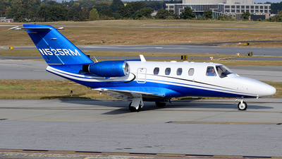A picture of N525RM - Cessna 525 CitationJet CJ1 - [5250225] - © Agustin Anaya