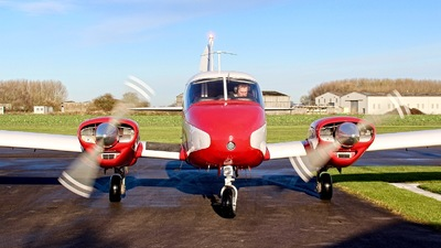 N909PH - Piper PA-23-160 Apache - Private