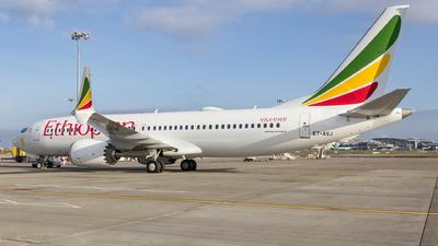 ET-AVJ - Boeing 737-8 MAX - Ethiopian Airlines