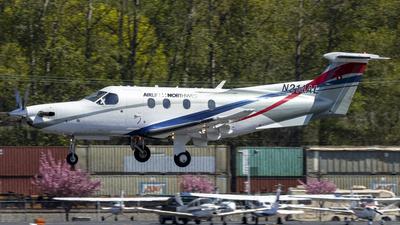 N214AL - Pilatus PC-12/47E - Airlift Northwest
