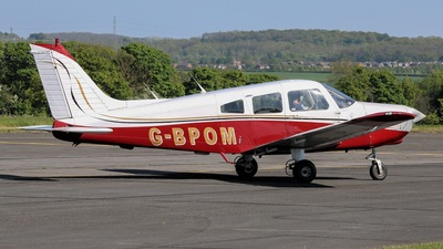 A picture of GBPOM - Piper PA28161 - [288416118] - © David Cook