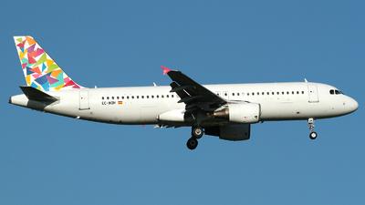 EC-MQH - Airbus A320-214 - Gowair
