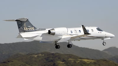 XA-UUQ - Bombardier Learjet 31A - Private