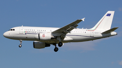 MM62243 - Airbus A319-115X(CJ) - Italy - Air Force