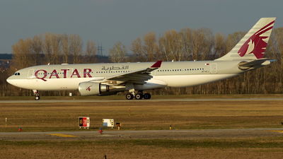 A7-ACJ - Airbus A330-202 - Qatar Airways