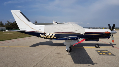 N4189C - Piper PA-46-350P Malibu Mirage/Jetprop DLX - Private