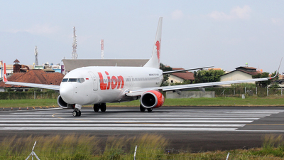 PK-LKI - Boeing 737-8GP - Lion Air