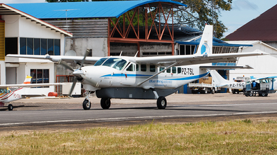 PZ-TSL - Cessna 208B Grand Caravan - Blue Wing Airlines
