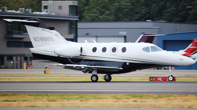 A picture of N390BD - Beech 390 Premier IA - [RB193] - © Weliang
