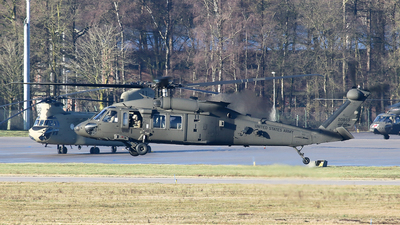 16-20843 - Sikorsky UH-60L Blackhawk - United States - US Army