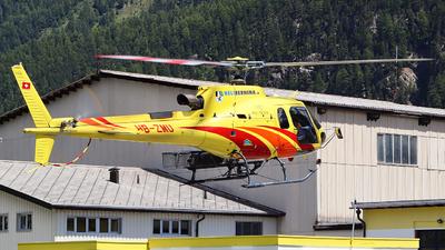 HB-ZMU - Eurocopter AS 350B3 Ecureuil - Heli Bernina
