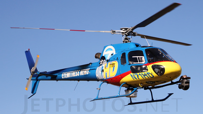 N71HD - Eurocopter AS 350B2 Ecureuil - Private