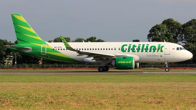 A picture of PKGTA - Airbus A320251N - Citilink - © Farrel Wibisono