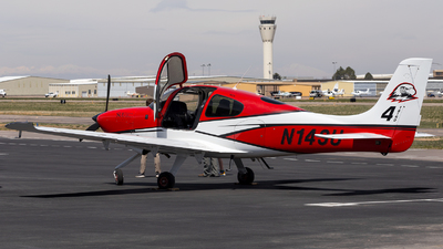 N14SU - Cirrus SR20 - SUU Southern Utah University Aviation