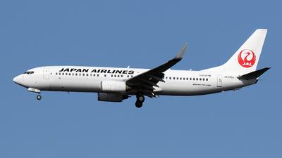 JA330J - Boeing 737-846 - JAL Express