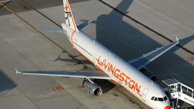 EI-LVD - Airbus A321-231 - Livingston Energy Flight