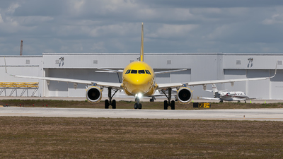 N687NK - Airbus A321-231 - Spirit Airlines