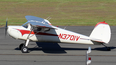 N3701V - Cessna 140 - Private
