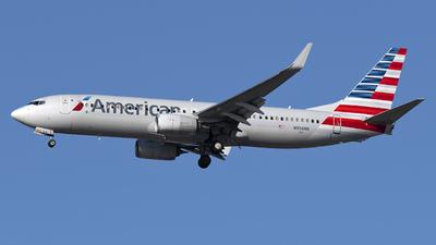 A picture of N956NN - Boeing 737823 - American Airlines - © Mark Szemberski