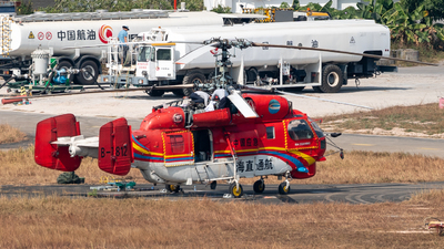 B-7812 - Kamov Ka-32A-11BC - China Offshore Helicopter Service Corporation (COHC)