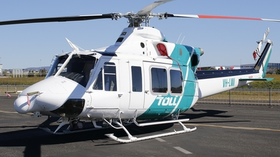 A picture of VHLWI - Bell 412EP -  - © James Brisbane