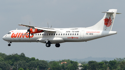 A picture of PKWHQ - ATR 72600 - Wings Air - © Cahyadi Prabowo