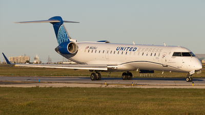 N523GJ - Bombardier CRJ-550 - United Express (GoJet Airlines)