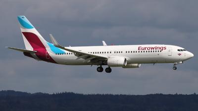 D-ABMQ - Boeing 737-86J - Eurowings (TUI)