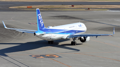 JA137A - Airbus A321-272N - All Nippon Airways (ANA)