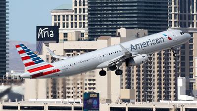 N155NN - Airbus A321-231 - American Airlines
