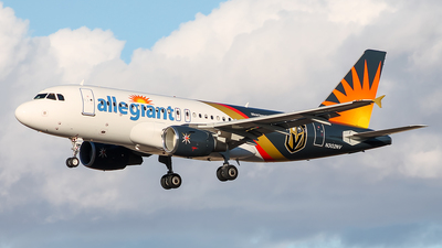 N302NV - Airbus A319-112 - Allegiant Air