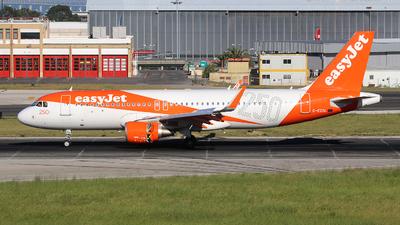 G-EZOL - Airbus A320-214 - easyJet