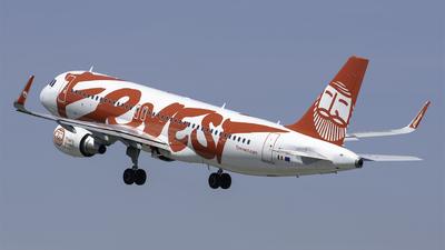 EI-LIX - Airbus A320-214 - Ernest